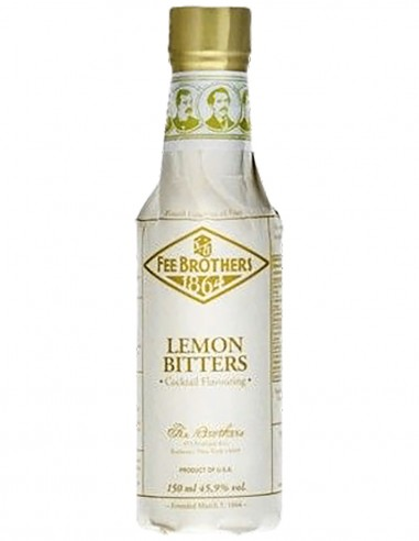 Fee Brothers Bitters Lemon 15 cl.