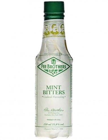 Fee Brothers Bitters Mint 15 cl.