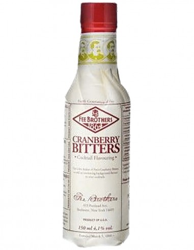 Fee Brothers Bitters Cranberry 15 cl.