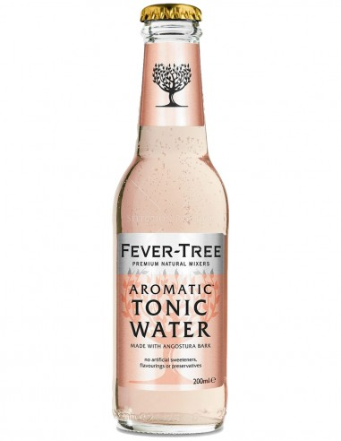 Fever-Tree Aromatic Tonic Water 20 cl.