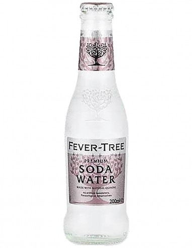 Fever-Tree Soda Water 20 cl.