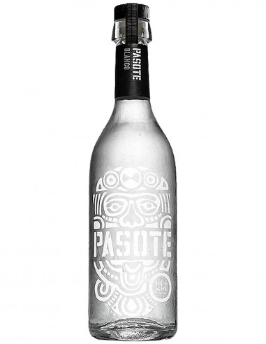 Tequila Pasote Blanco Blue Agave 70 cl.