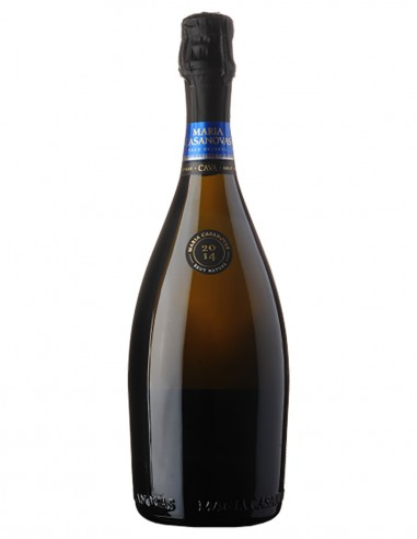 Cava brut Nature Gran Reserva DO Maria Casanovas 2015 75 cl.