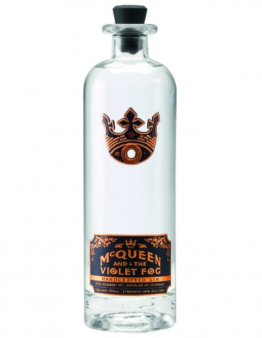 Gin McQueen & The Violet Fog 70 cl.
